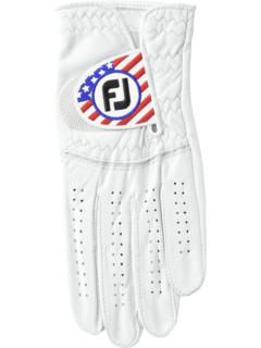StaSof Flag Обычные левые перчатки для гольфа FootJoy
