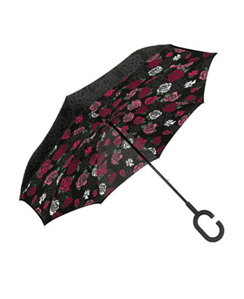 UnbelievaBrella Двусторонний зонт с двумя принтами SHEDRAIN