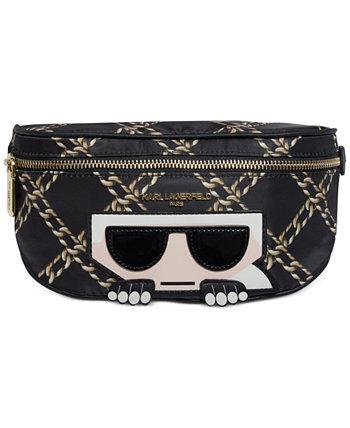 Поясная сумка Amour Karl Lagerfeld Paris
