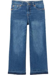 Укороченные джинсы со средней посадкой и широкими штанинами (для больших детей) Levi's®