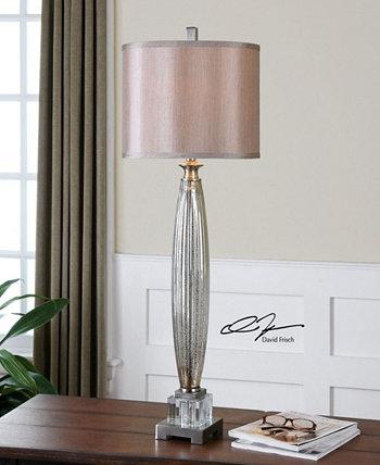 Настольная лампа Loredo Mercury Glass Uttermost