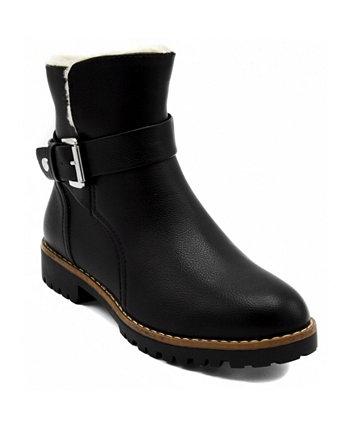 Женские зимние ботинки Ensign до щиколотки Nautica