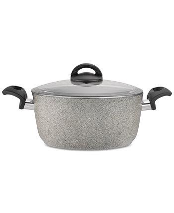 Антипригарное покрытие Parma 4.8-Qt. Голландская духовка и крышка BALLARINI