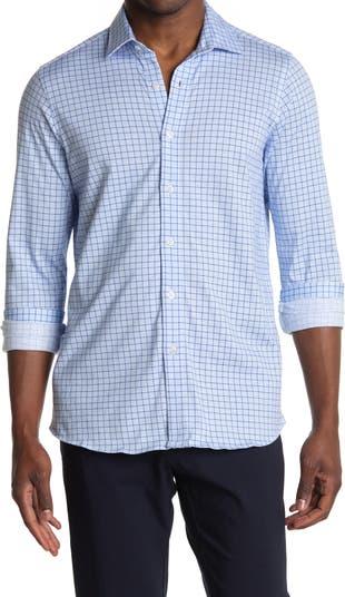 Спортивная рубашка с принтом Windowpane COASTAORO
