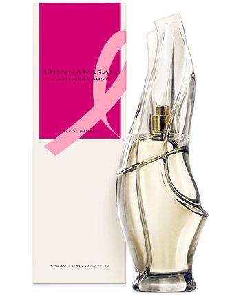 Cashmere Mist Eau de Parfum Спрей для борьбы с раком груди, 3,4 унции. Donna Karan