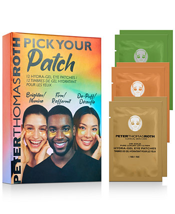6-Pc. Pick Your Patch Set Peter Thomas Roth