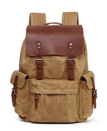 Женский рюкзак из вощеной ткани Stone Creek TSD BRAND
