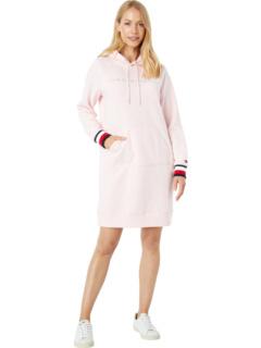 Raglan Hoodie Dress Tommy Hilfiger