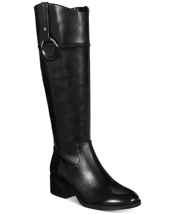 Женские широкие кожаные сапоги Bexleyy для Macy's Alfani