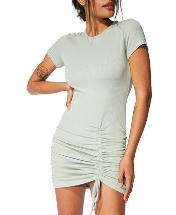 Emery Ruched Mini Dress MINKPINK