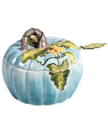 Сбор урожая Тыквенная супница с черпаком Certified International