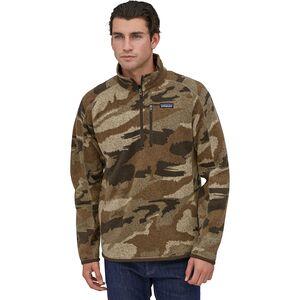 Куртка Patagonia Better Sweater из флиса на молнии 1/4 Patagonia