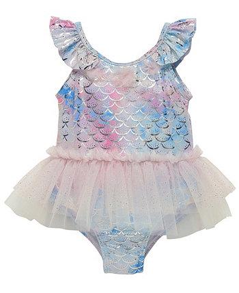 Купальный костюм для девочек для малышей Wetsuit Club