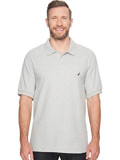 Большая и высокая якорная твердая рубашка на палубе Nautica Big & Tall