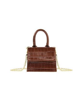 Женская мини-сумка через плечо Liza OLIVIA MILLER