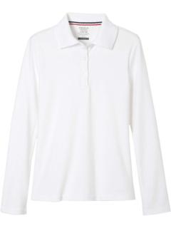 Униформа футболка-поло с длинным рукавом и воротником пико (для малышей) French Toast