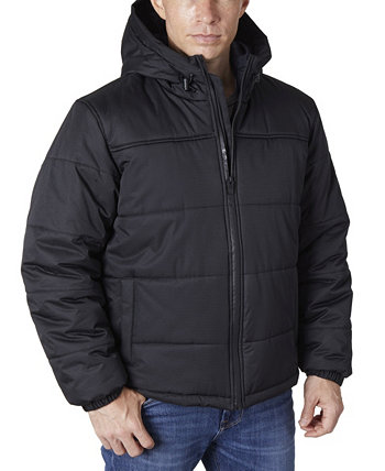 Мужская модная куртка-пуховик Heavy Ripstop Perry Ellis