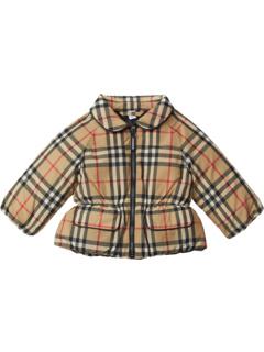 Куртка в клетку Mollie (для младенцев / малышей) Burberry Kids