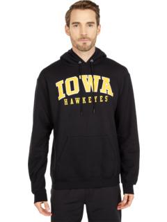 Толстовка с капюшоном Iowa Hawkeyes Eco® Powerblend® Champion College