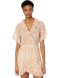 Платье Zoey с оборками Bishop + Young