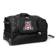 Arizona Wildcats 27-Inch Rolling Duffel Bag Denco