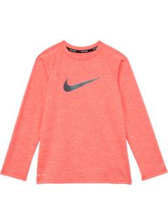 Гидрогвардия с длинным рукавом (Маленькие дети / Большие дети) Nike Kids