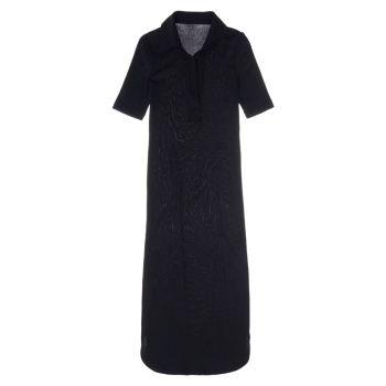 Платье-поло миди Helmut Lang