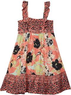 Whispering Roses Groom Short Dress Cover-Up (Little Kids/Big Kids) Maaji Kids