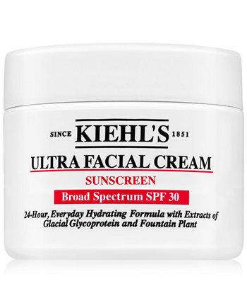 Ультра крем для лица Sunscreen SPF 30, 4,2 унции. Kiehl's Since 1851