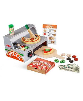 Прилавок для пиццы Melissa & Doug Melissa and Doug