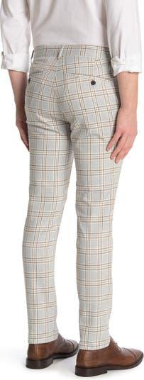 Клетчатые брюки TOPMAN