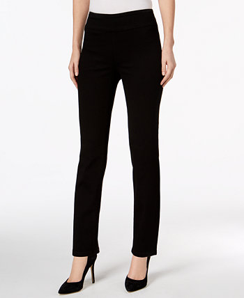 Узкие джинсы в стиле Кембридж, созданные для Macy's Charter Club