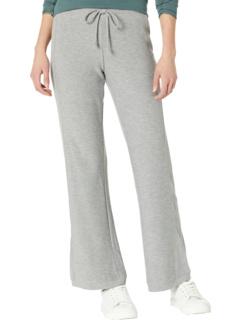 Уютные трикотажные брюки для отдыха со вставками в рубчик Chaser