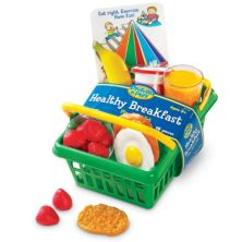 Learning Resources Pretend & Play Healthy Breakfast Set Learning Resources