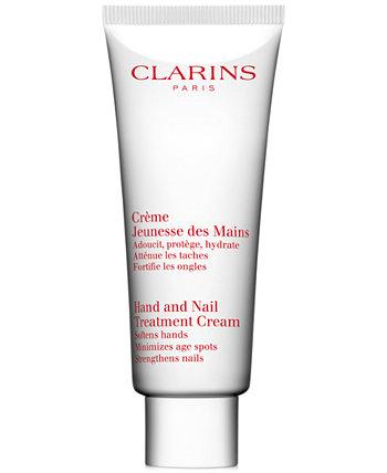 Крем для рук и ногтей, 3,3 жидких унции Clarins