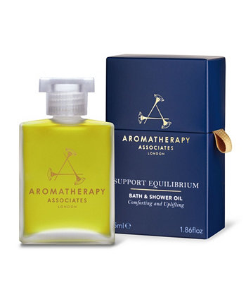Поддержите равновесное масло для ванны и душа для тела, 55 мл Aromatherapy Associates