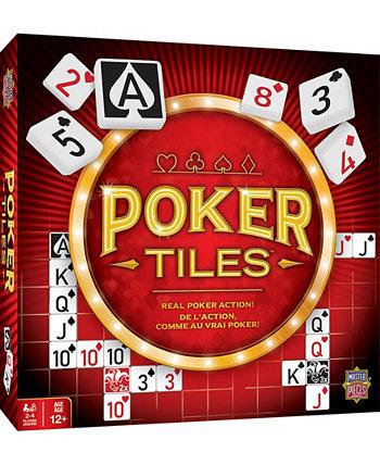 Покерная плитка настольная игра MasterPieces Puzzle Company