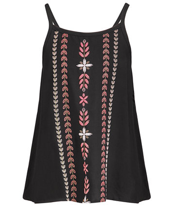Big Girls Pattern Challis Tank Top, Created for Macy's Epic Threads