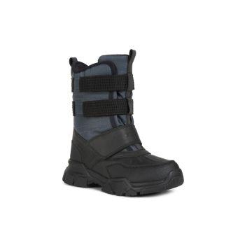 Ботинки Nevegal для мальчиков на подкладке из искусственного меха Geox