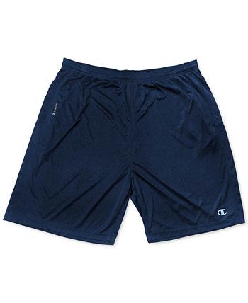 Мужские шорты Vapor Athletic Fit 8 дюймов для больших и высоких размеров Champion