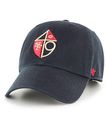 Сан-Франциско 49ers CLEAN UP Страпон Бейсболка '47 Brand