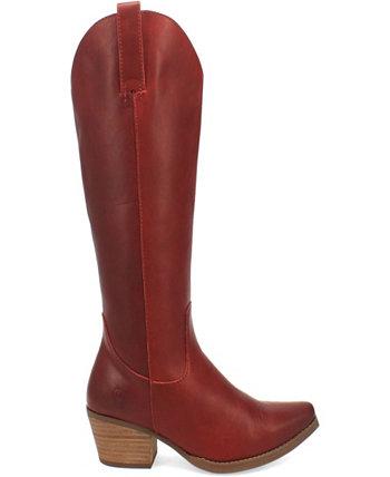 Женские кожаные ботинки Bonanza Dingo
