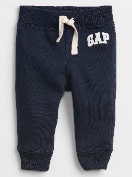Джоггеры без застежки с логотипом Baby Gap Gap Factory