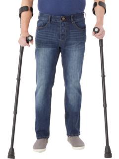 Прямые джинсы Adaptive Classic с магнитной застежкой в цвете Sarrant Seven7