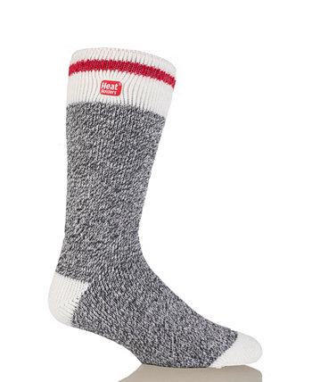 Мужские оригинальные носки с кремом Block Twist Heat Holders