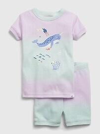 babyGap 100% Organic Cotton Mermaid PJ Set Gap