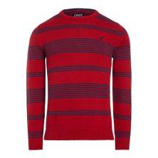 Мужской свитер с круглым вырезом классического кроя Chaps CHAPS