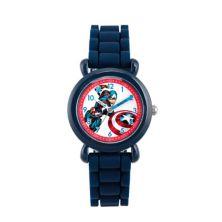 Детские часы Marvel's Avengers Captain America для учителей Blue Time Marvel