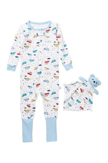 Комбинезон-пижама с бланками (для маленьких мальчиков) Sleep On It