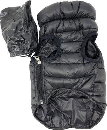 Ультра-плюшевая стеганая утепленная куртка для собак Pursuit - XL Pet Life